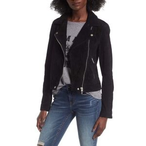 ✨NWOT✨Genuine Leather Suede Jacket